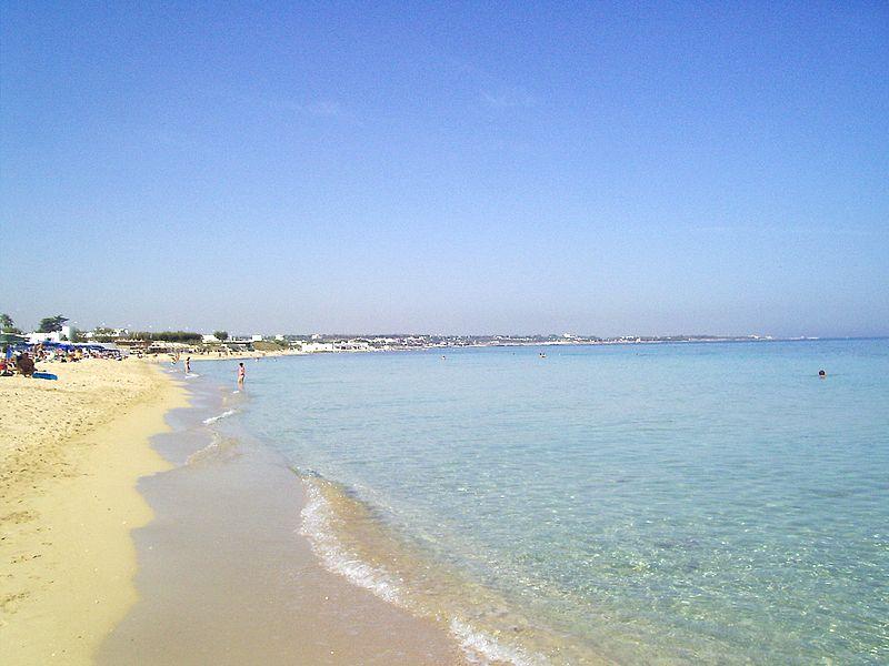 Hotel Apulien Direkt Am Strand